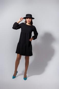 Платье 6123 черный YFS